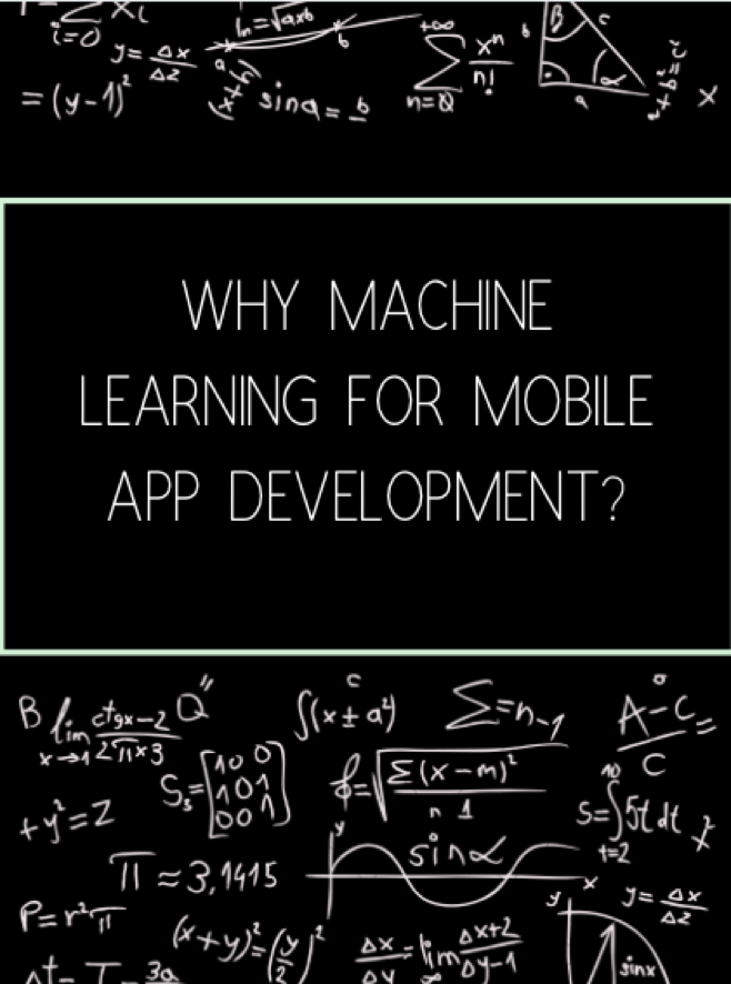Why machine learning for mobile app development?